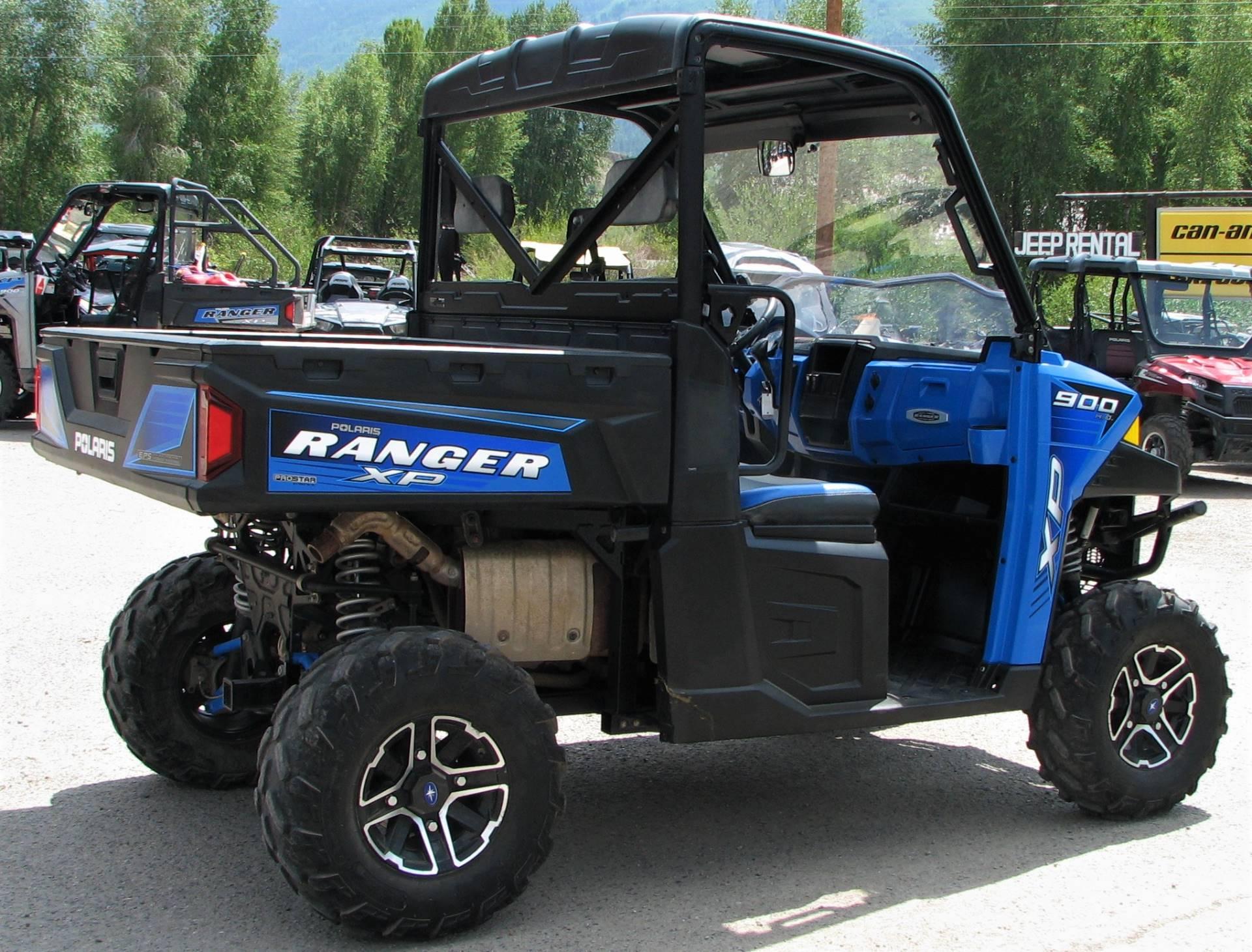 2016 Polaris Ranger XP 900 EPS 2