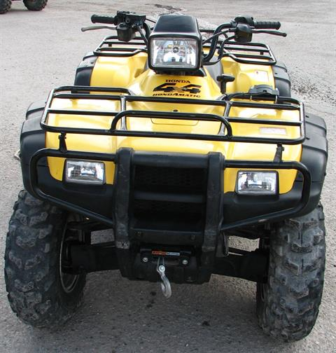 2002 Honda Foreman Rubicon Fourtrax in Lake City, Colorado - Photo 5