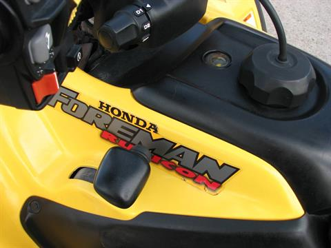 2002 Honda Foreman Rubicon Fourtrax in Lake City, Colorado - Photo 6