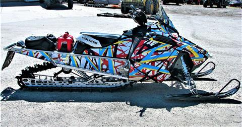 2013 Polaris 800 PRO-RMK® 155 in Lake City, Colorado