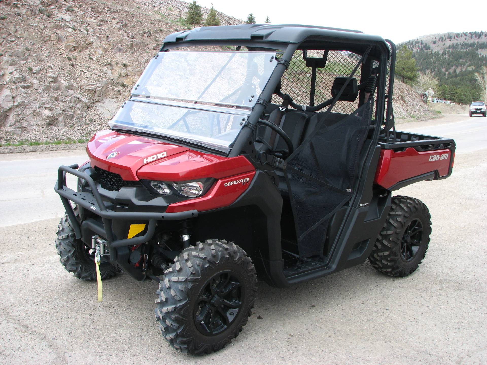 2017 Can-Am Defender XT HD10 in Lake City, Colorado - Photo 1