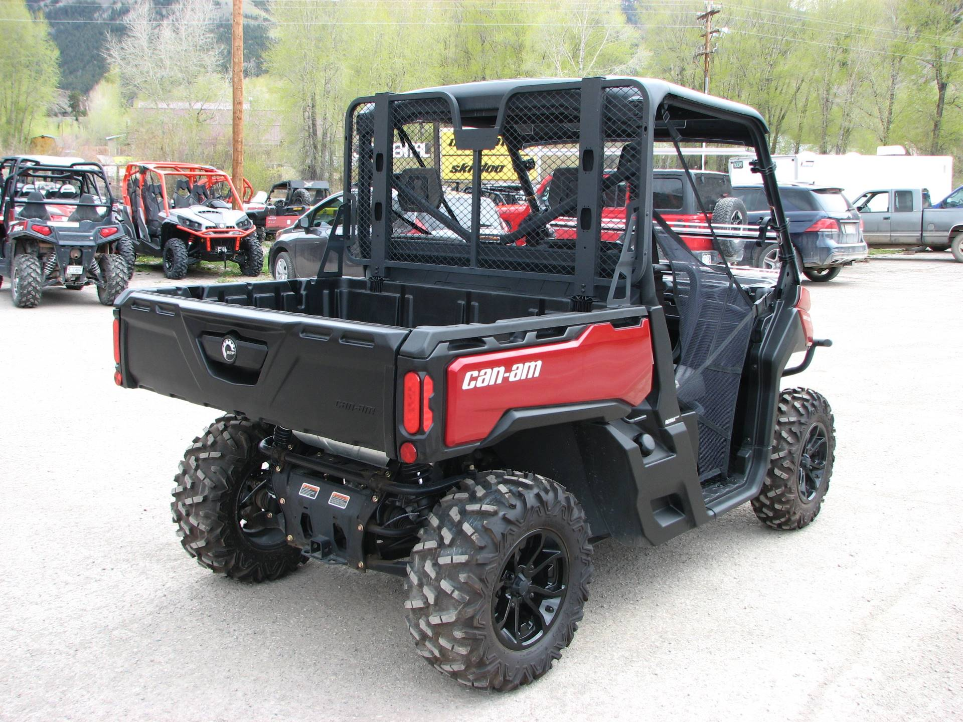 2017 Can-Am Defender XT HD10 in Lake City, Colorado - Photo 4