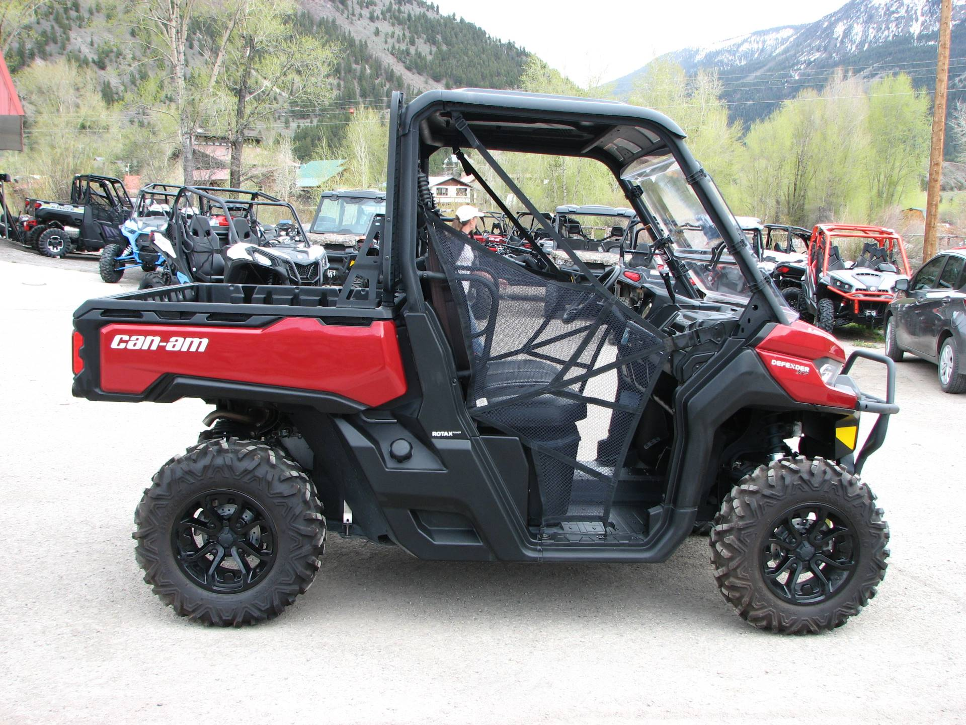 2017 Can-Am Defender XT HD10 in Lake City, Colorado - Photo 5