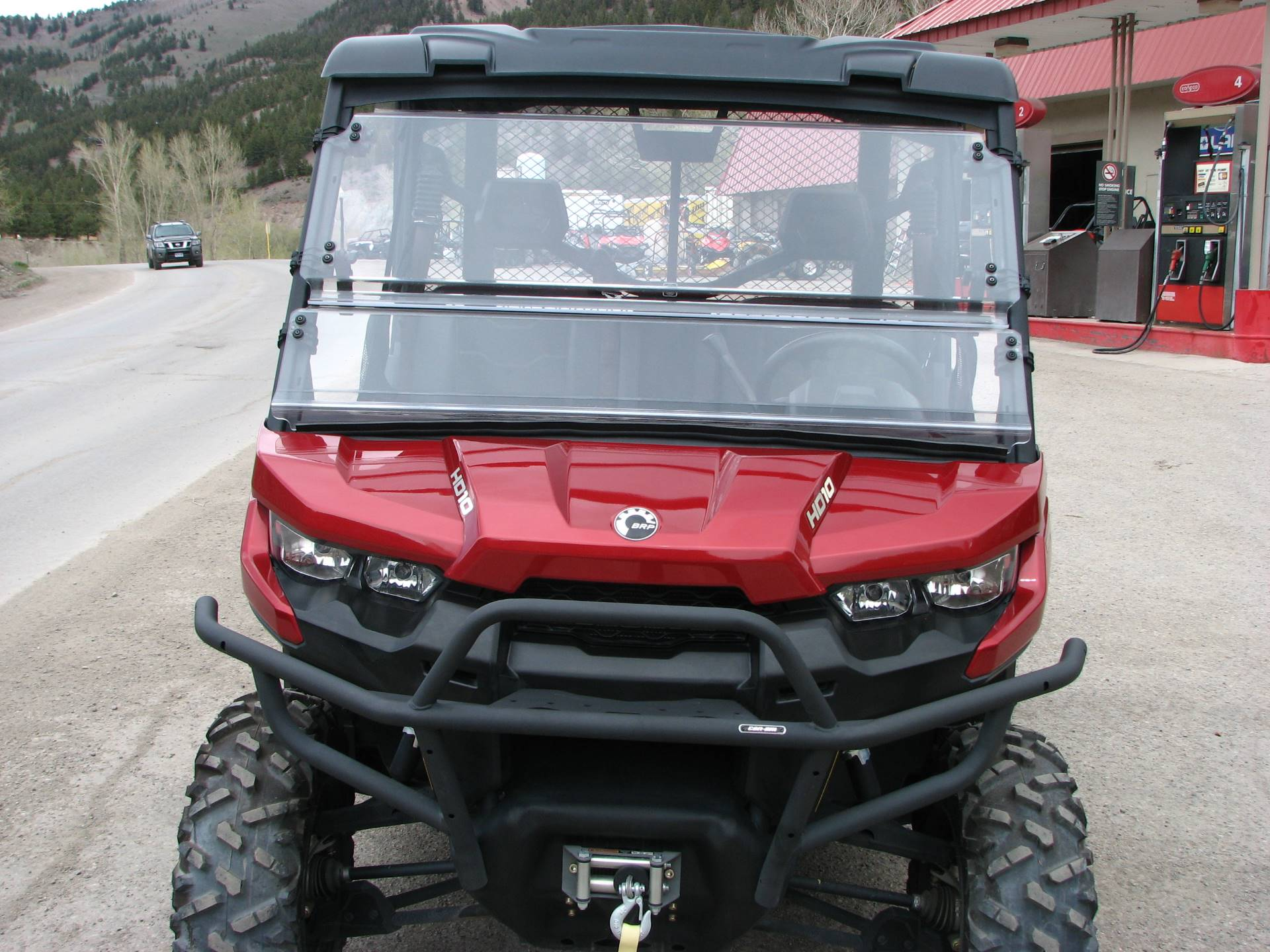 2017 Can-Am Defender XT HD10 in Lake City, Colorado - Photo 8