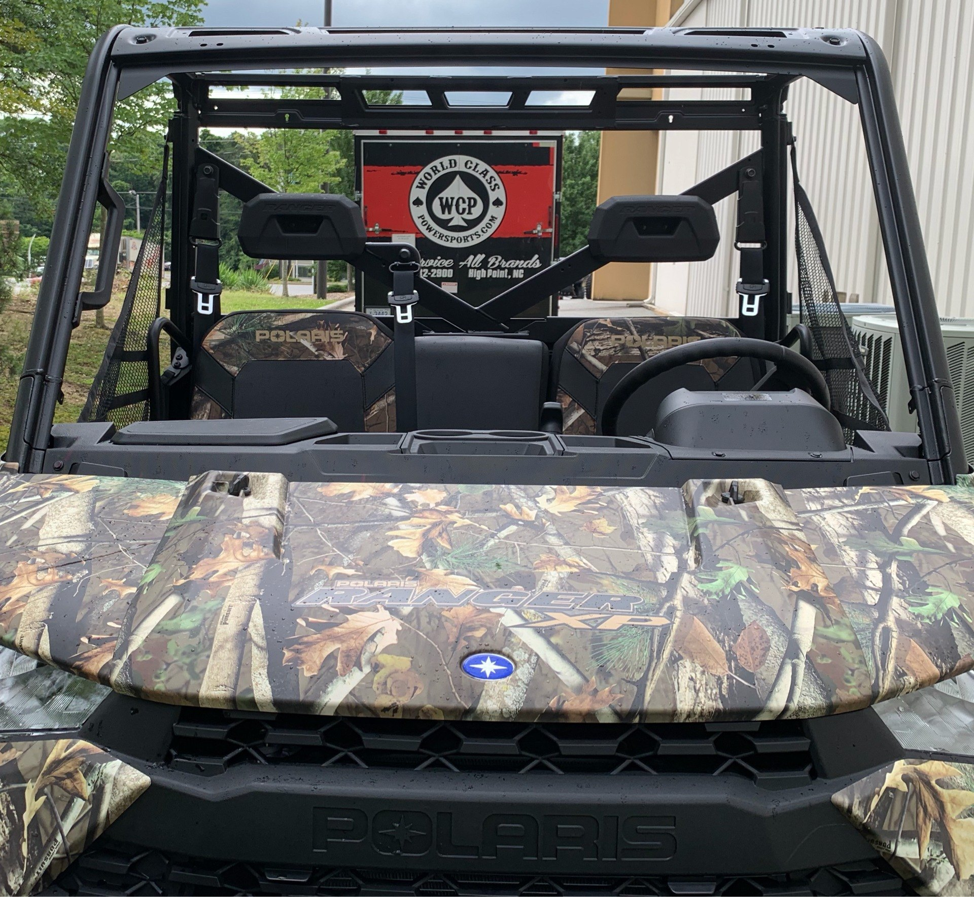 2019 Polaris Ranger XP 1000 EPS Premium in High Point, North Carolina - Photo 9