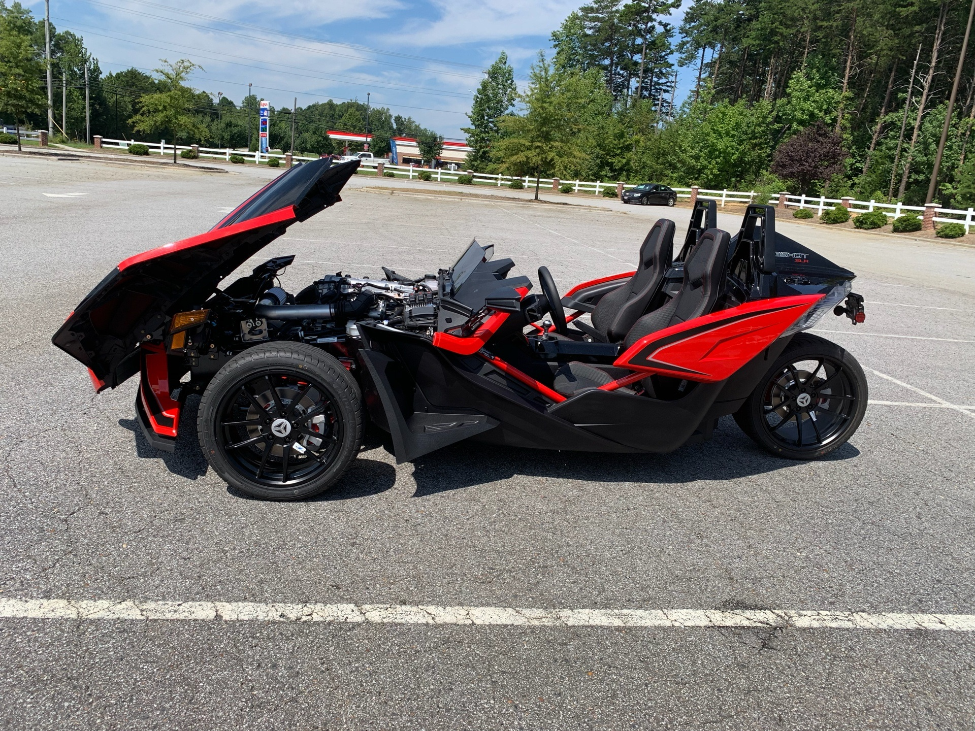 2019 Slingshot Slingshot SLR in High Point, North Carolina - Photo 11
