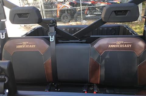 2019 Polaris Ranger Crew XP 1000 EPS 20th Anniversary Limited Edition in High Point, North Carolina