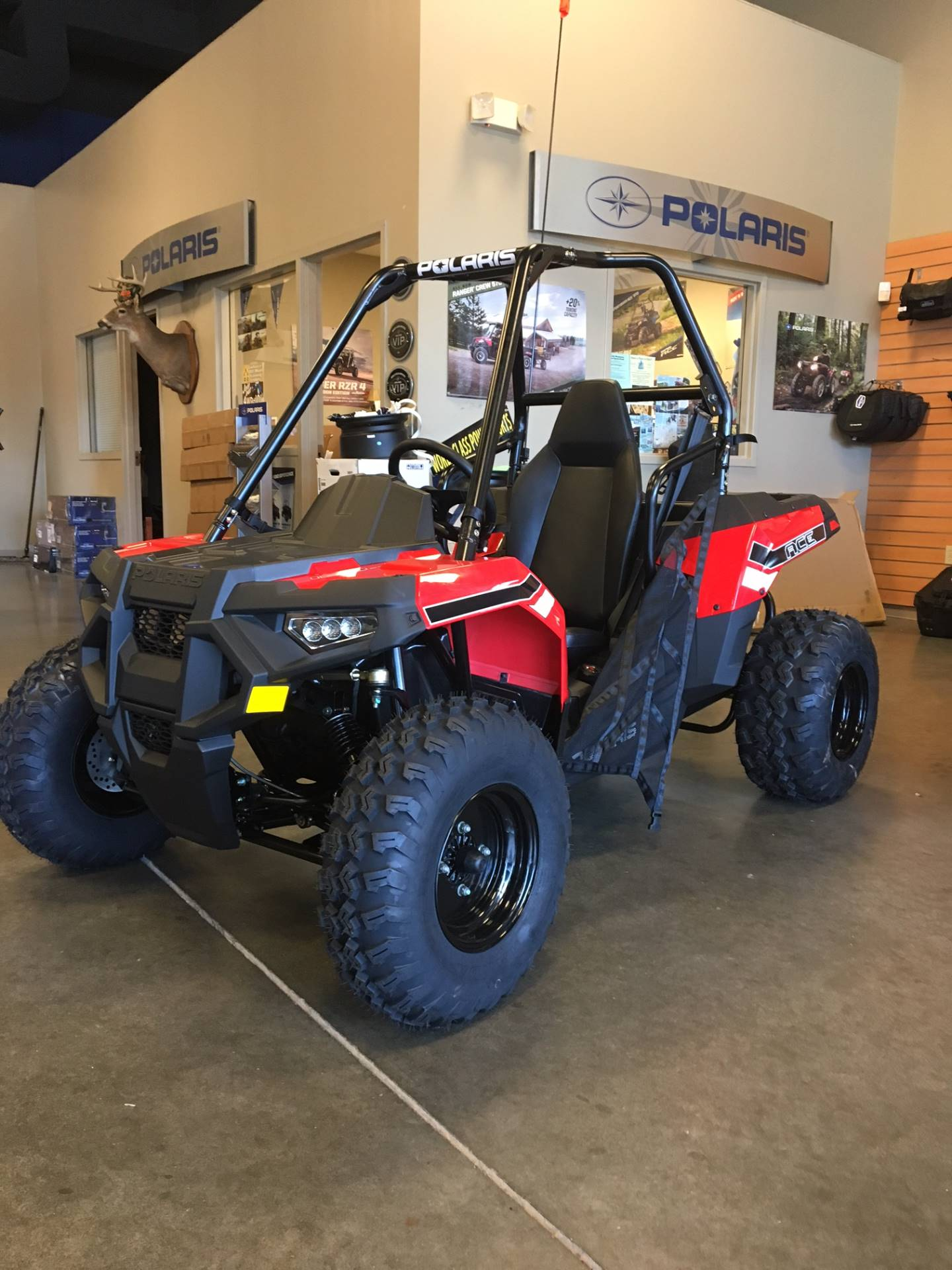 2017 Polaris Ace 150 EFI in High Point, North Carolina
