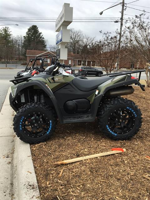 2018 Kymco MXU 700i LE Hunter in High Point, North Carolina