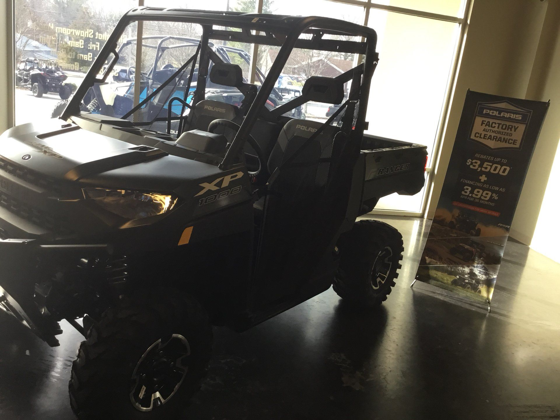 2020 Polaris Ranger XP 1000 Premium in High Point, North Carolina - Photo 2