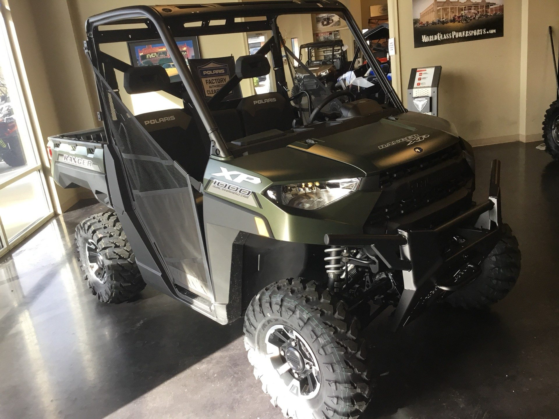 2020 Polaris Ranger XP 1000 Premium in High Point, North Carolina - Photo 4