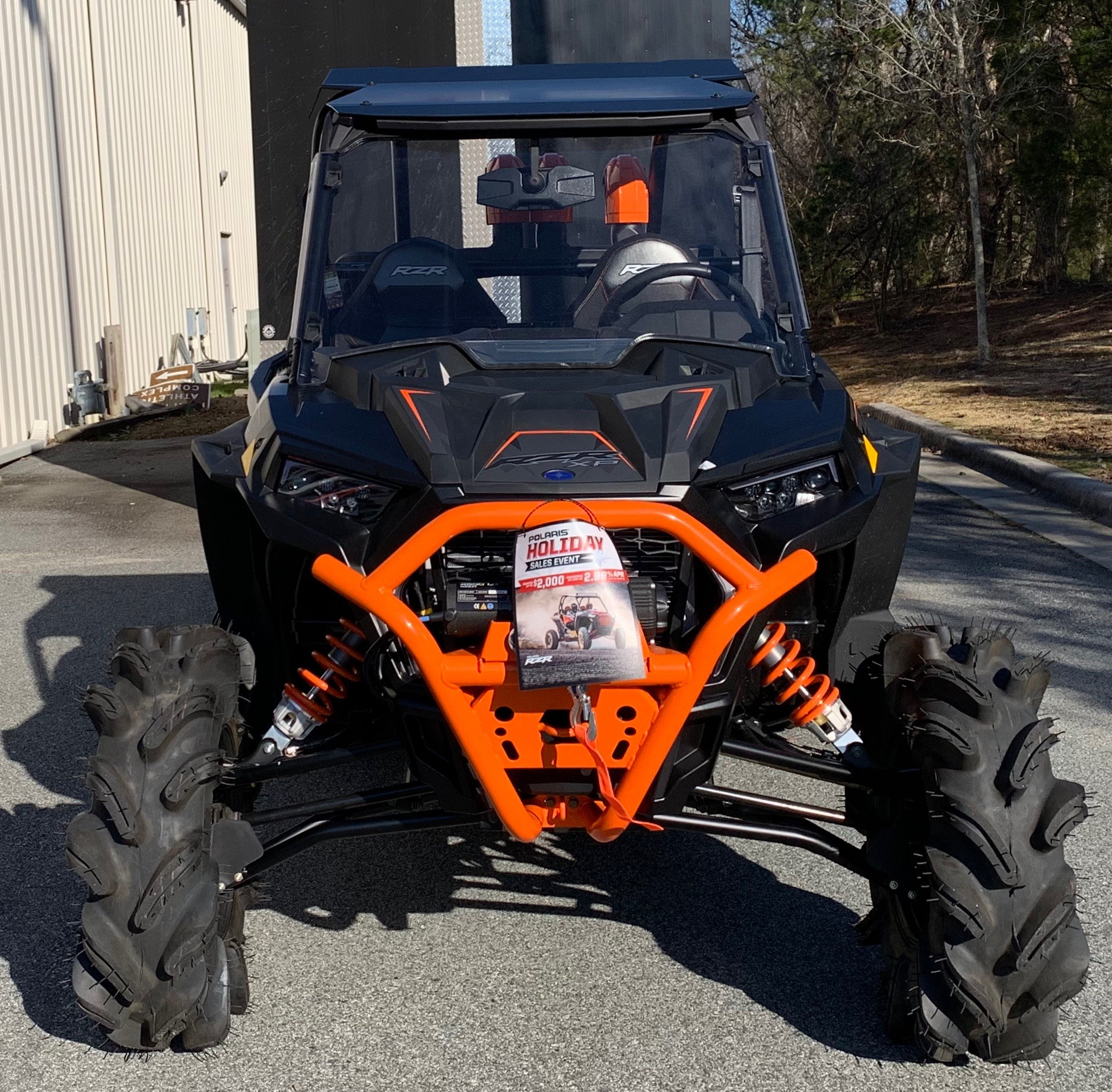 2019 Polaris RZR XP 1000 High Lifter in High Point, North Carolina - Photo 2