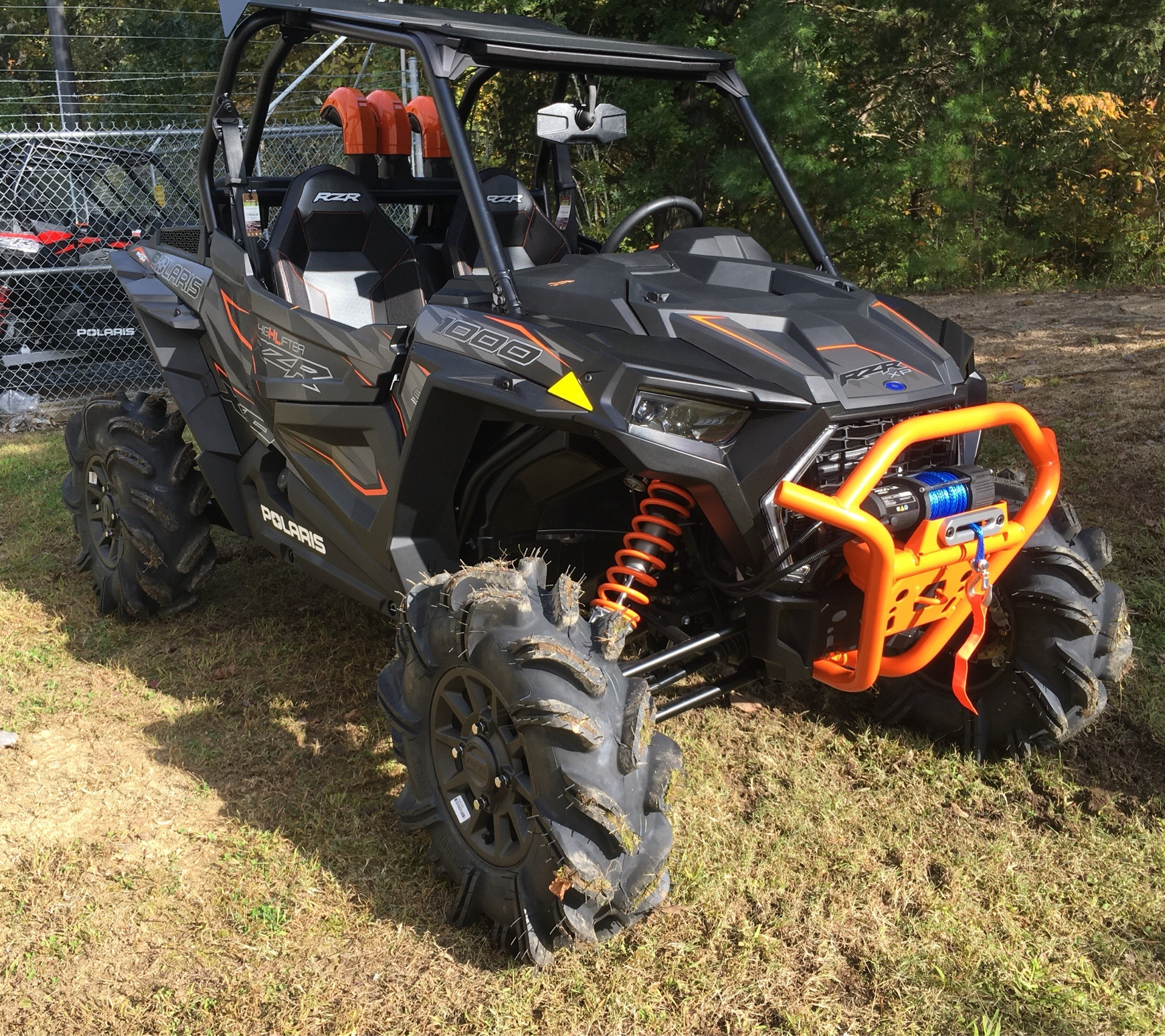 2019 Polaris Rzr Xp 1000 High Lifter In Point North Carolina Photo 1