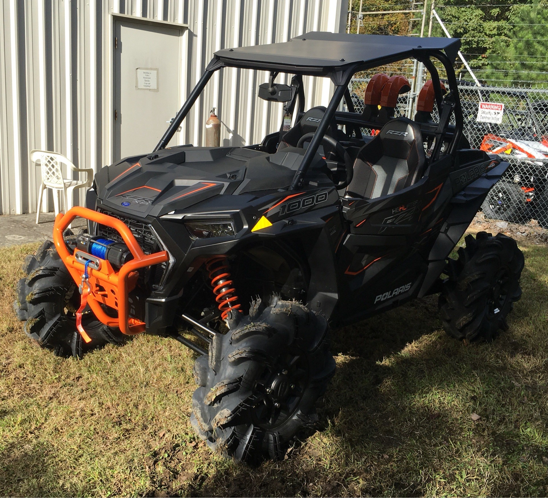 2019 Polaris RZR XP 1000 High Lifter in High Point, North Carolina