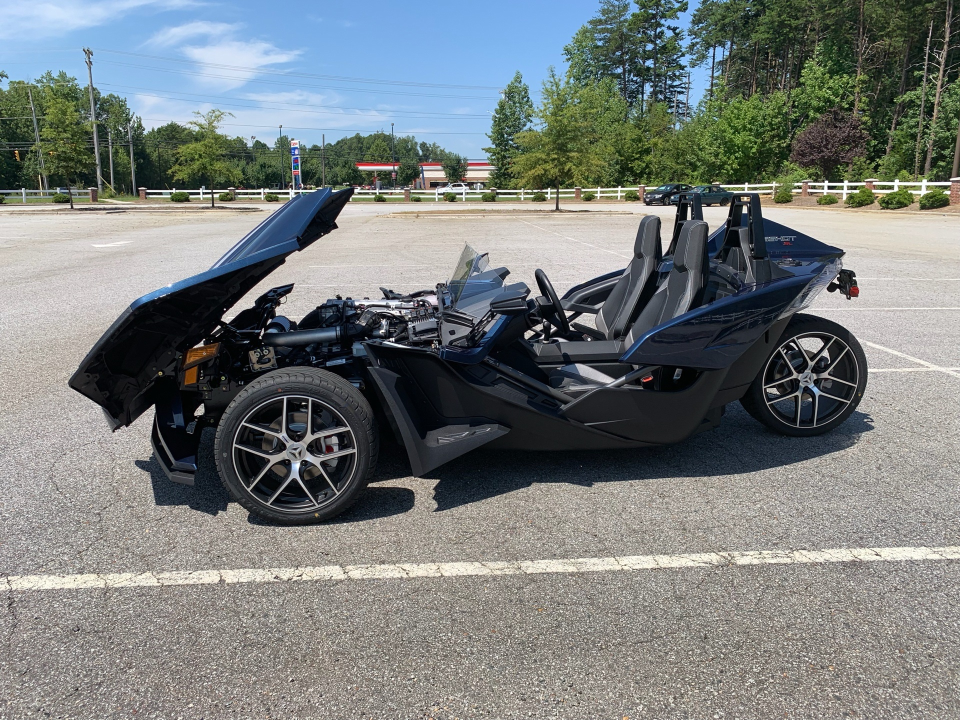 2019 Slingshot Slingshot SL in High Point, North Carolina - Photo 11