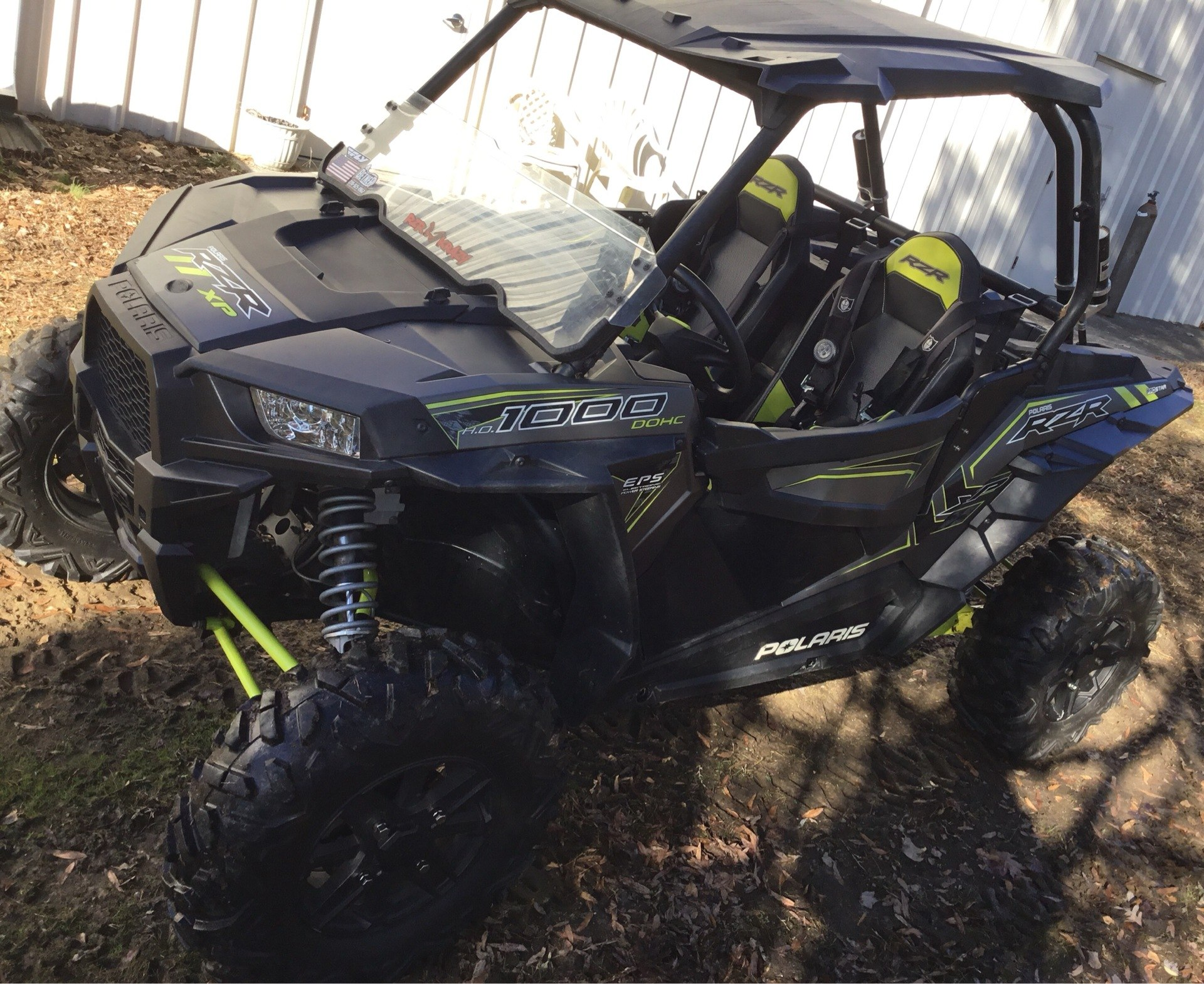 2016 Polaris RZR XP 1000 EPS in High Point, North Carolina - Photo 2