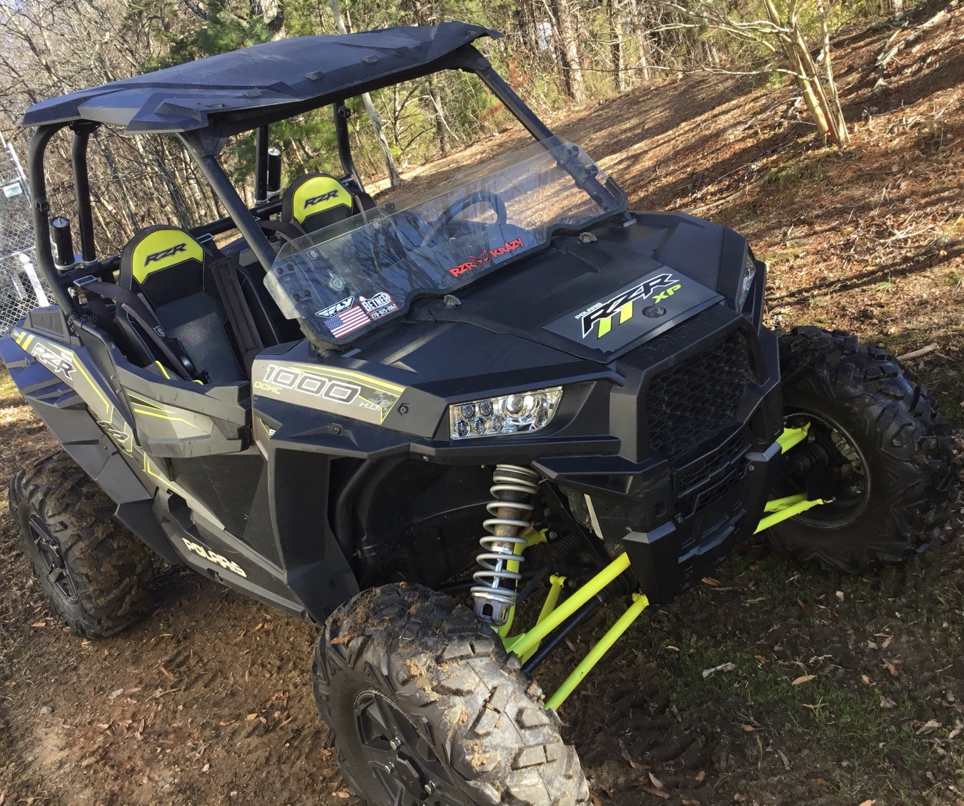 2016 Polaris RZR XP 1000 EPS in High Point, North Carolina - Photo 1