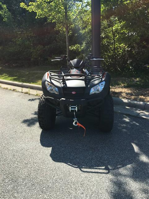 2018 Kymco MXU 450i LE Prime in High Point, North Carolina