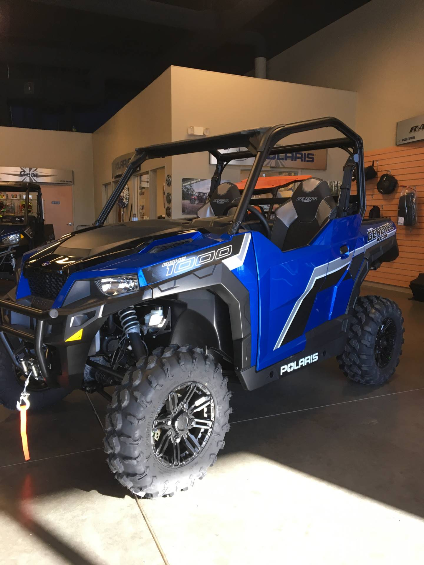 2018 Polaris General 1000 EPS Premium in High Point, North Carolina