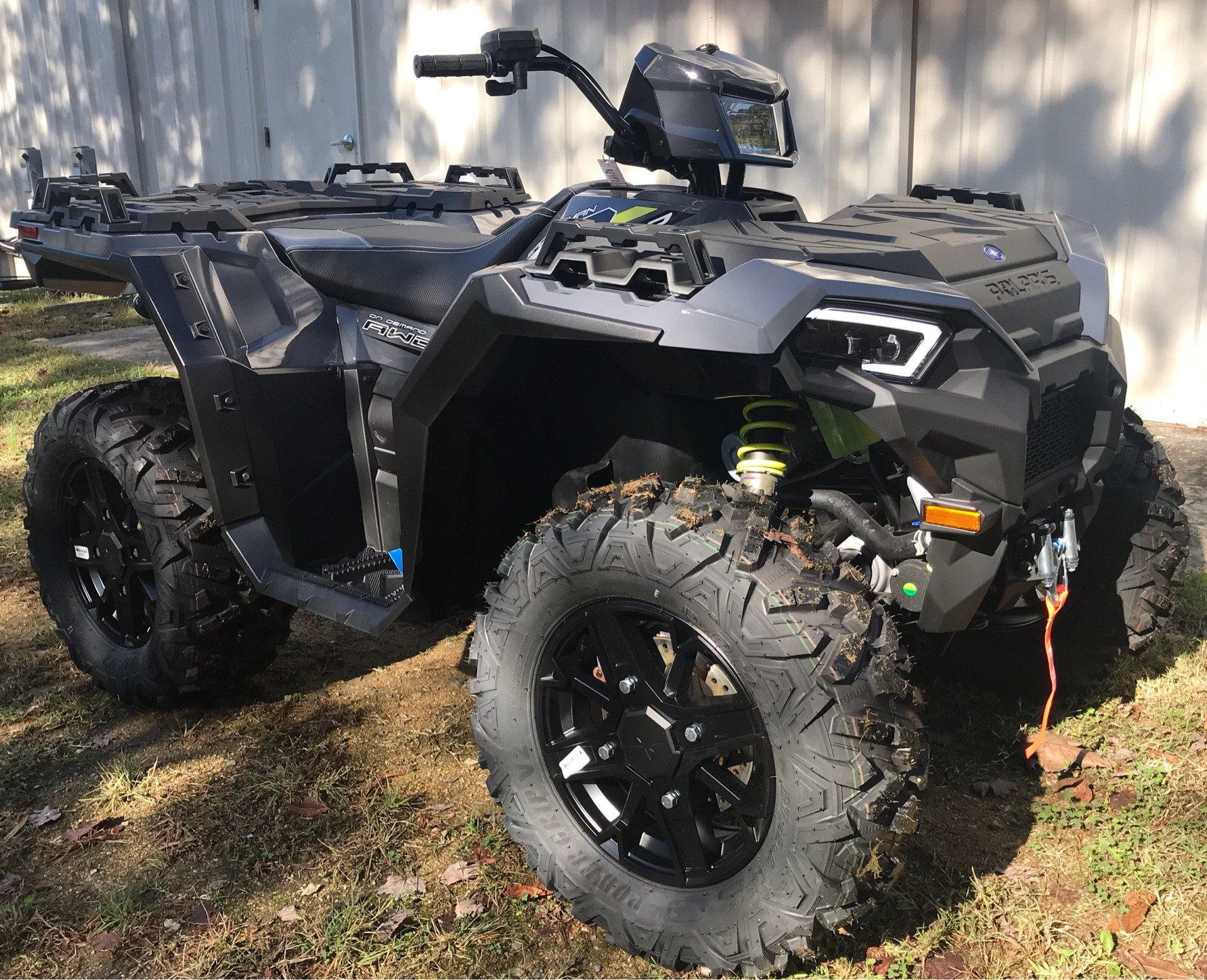 2020 Polaris Sportsman XP 1000 Trail Package in High Point, North Carolina - Photo 5