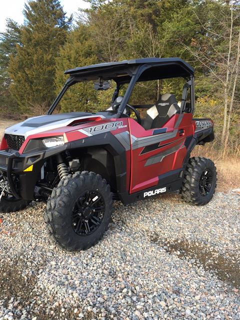 2018 Polaris General 1000 EPS Ride Command Edition in High Point, North Carolina