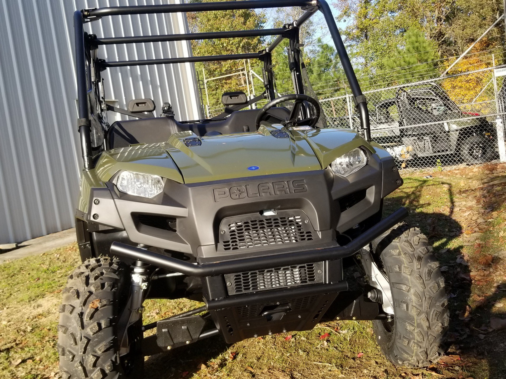 2020 Polaris Ranger Crew 570-6 in High Point, North Carolina - Photo 2