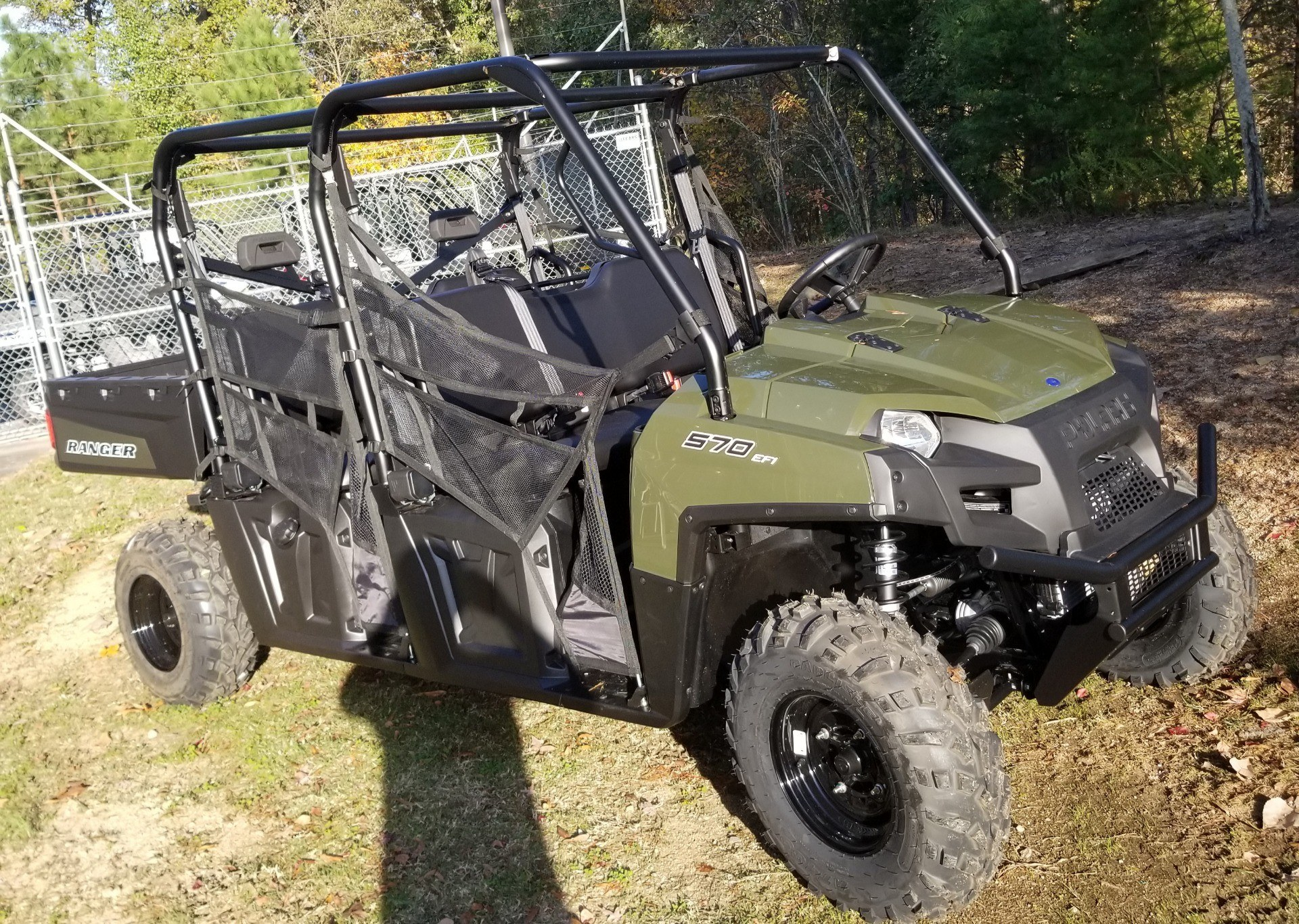 2020 Polaris Ranger Crew 570-6 in High Point, North Carolina - Photo 3