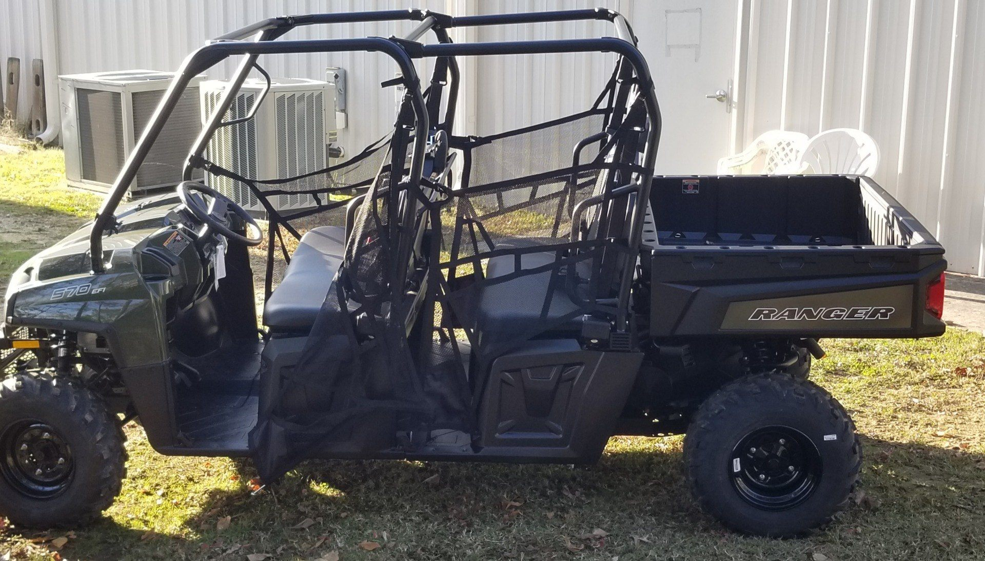 2020 Polaris Ranger Crew 570-6 in High Point, North Carolina - Photo 4