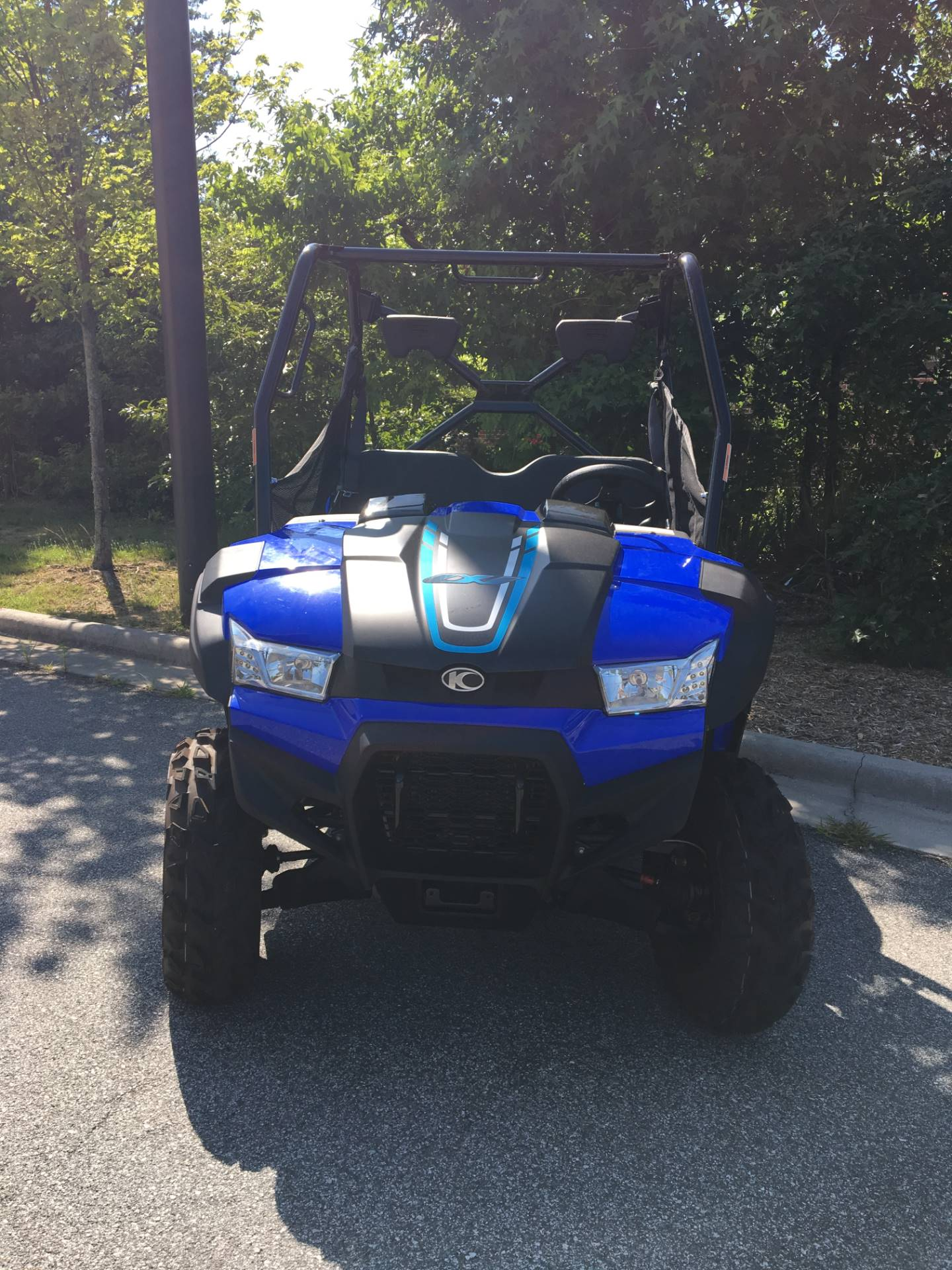 2018 Kymco UXV 450i in High Point, North Carolina