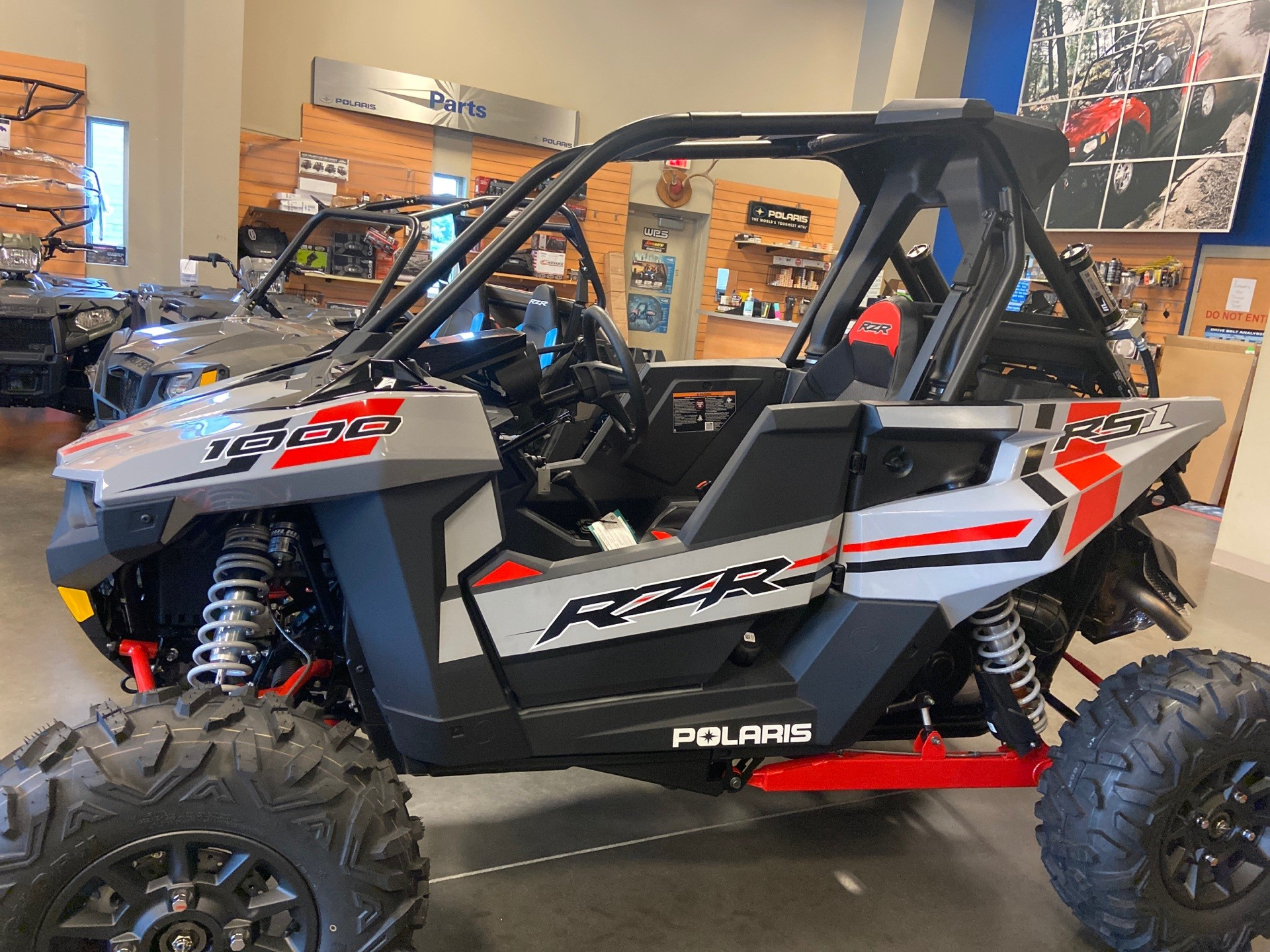 2020 Polaris RZR RS1 in High Point, North Carolina - Photo 1