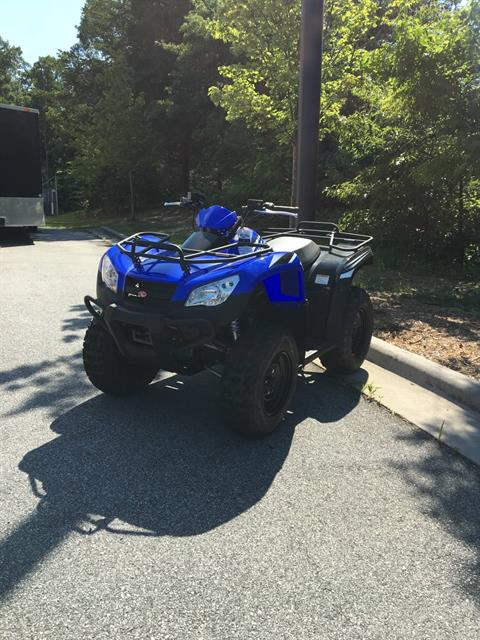 2018 Kymco MXU 450i in High Point, North Carolina