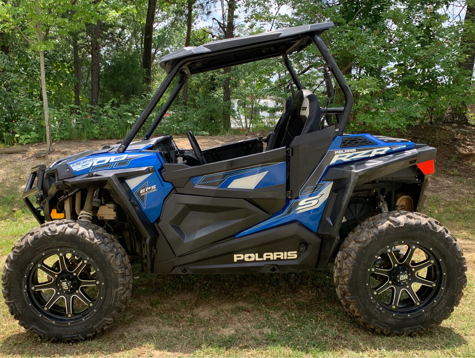 2016 Polaris RZR S 900 EPS in High Point, North Carolina - Photo 2
