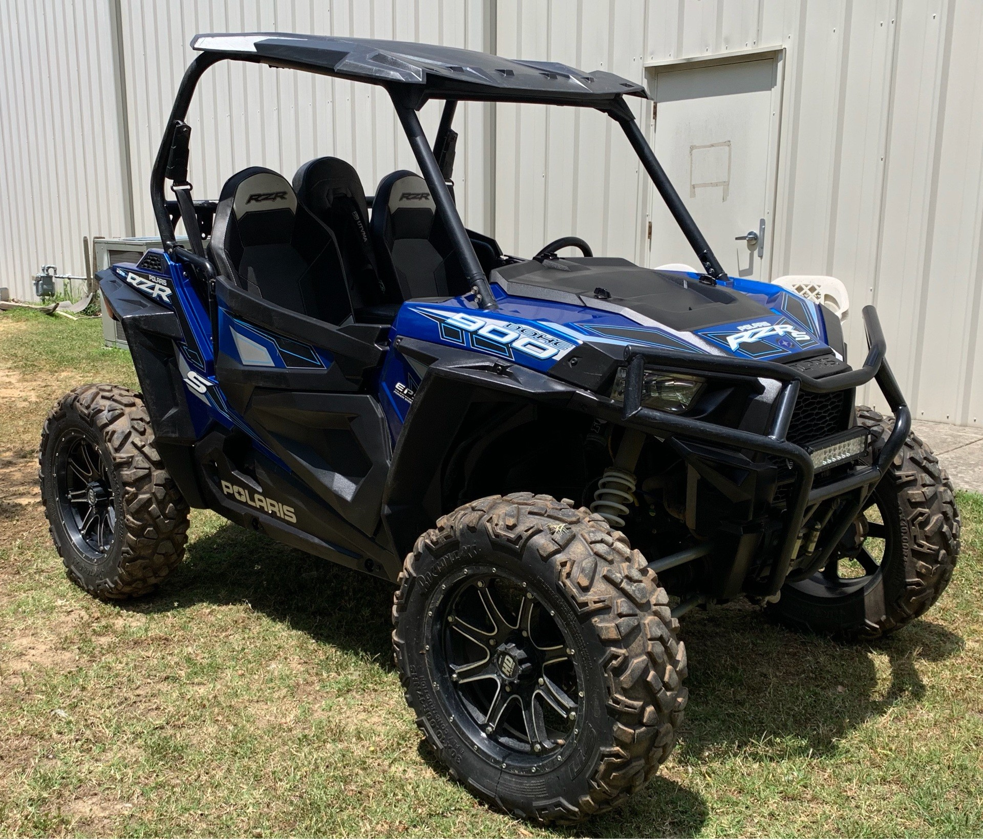 2016 Polaris RZR S 900 EPS in High Point, North Carolina - Photo 5