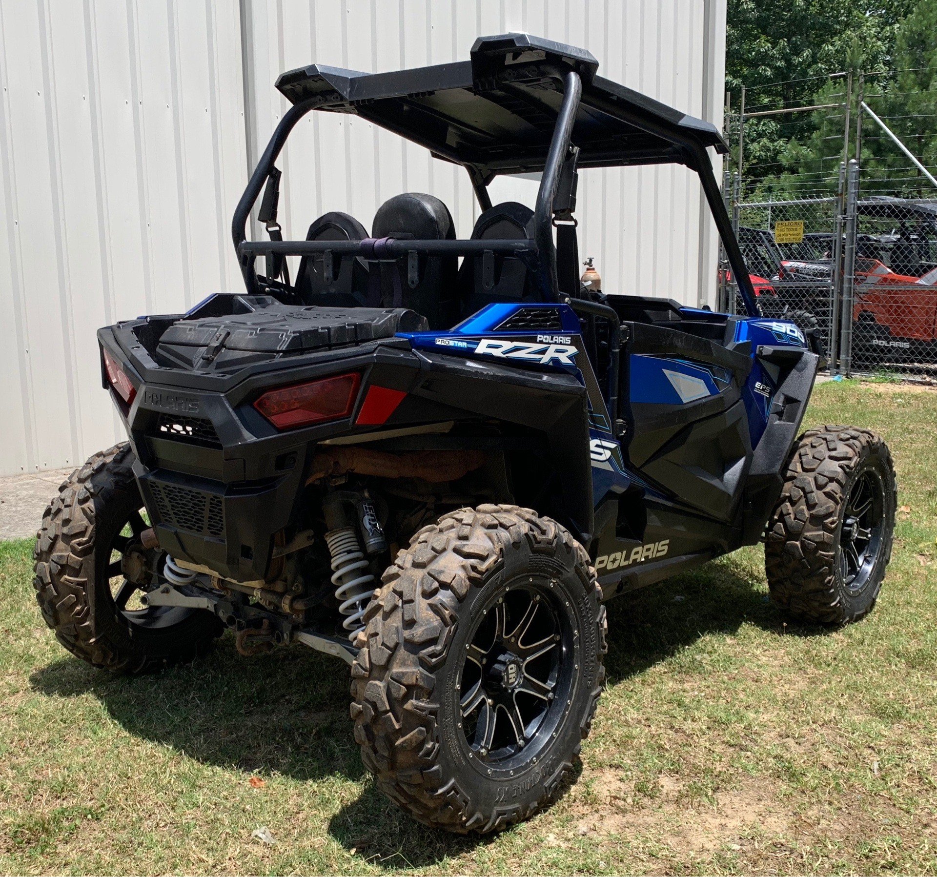 2016 Polaris RZR S 900 EPS in High Point, North Carolina - Photo 7