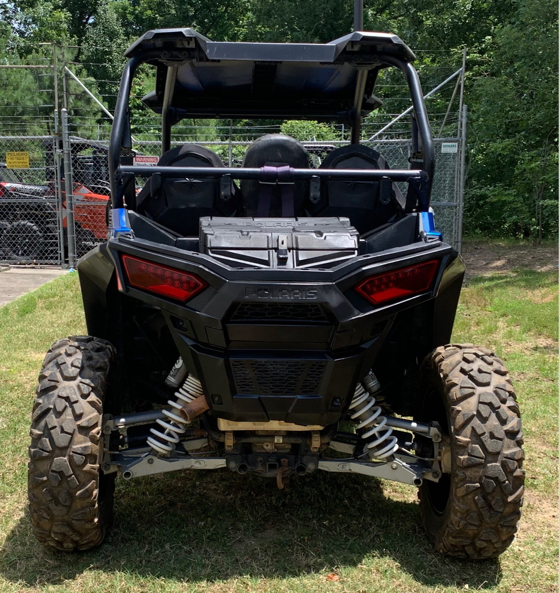 2016 Polaris RZR S 900 EPS in High Point, North Carolina - Photo 8
