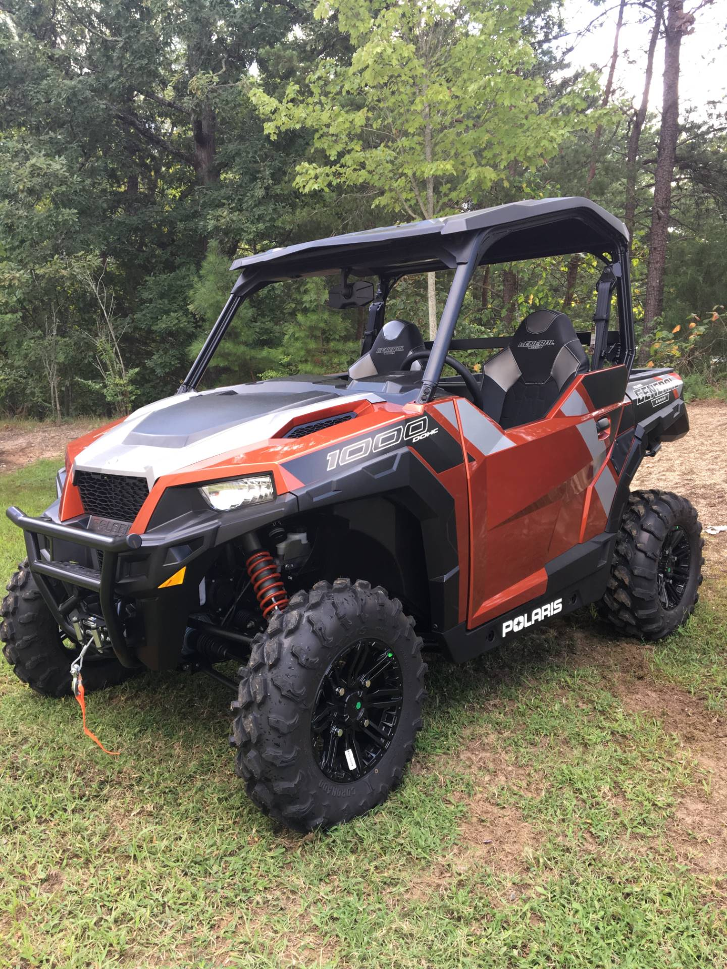 2019 Polaris General 1000 EPS Deluxe in High Point, North Carolina