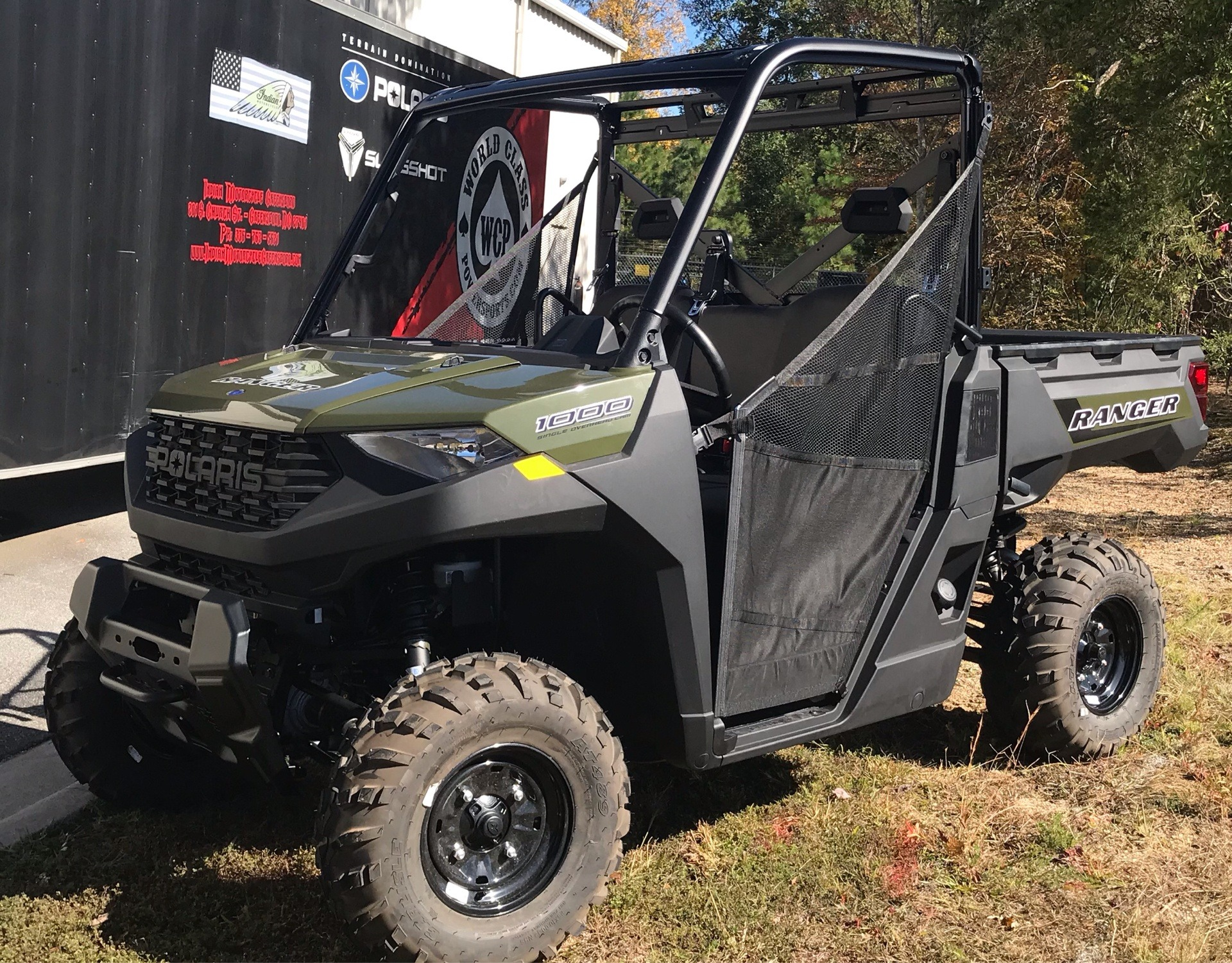 2020 Polaris Ranger 1000 in High Point, North Carolina - Photo 4