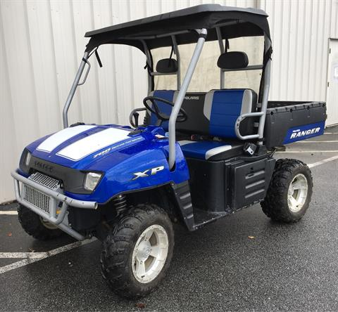 2008 Polaris Ranger XP Supersonic Blue Rally Limited Edition in High Point, North Carolina