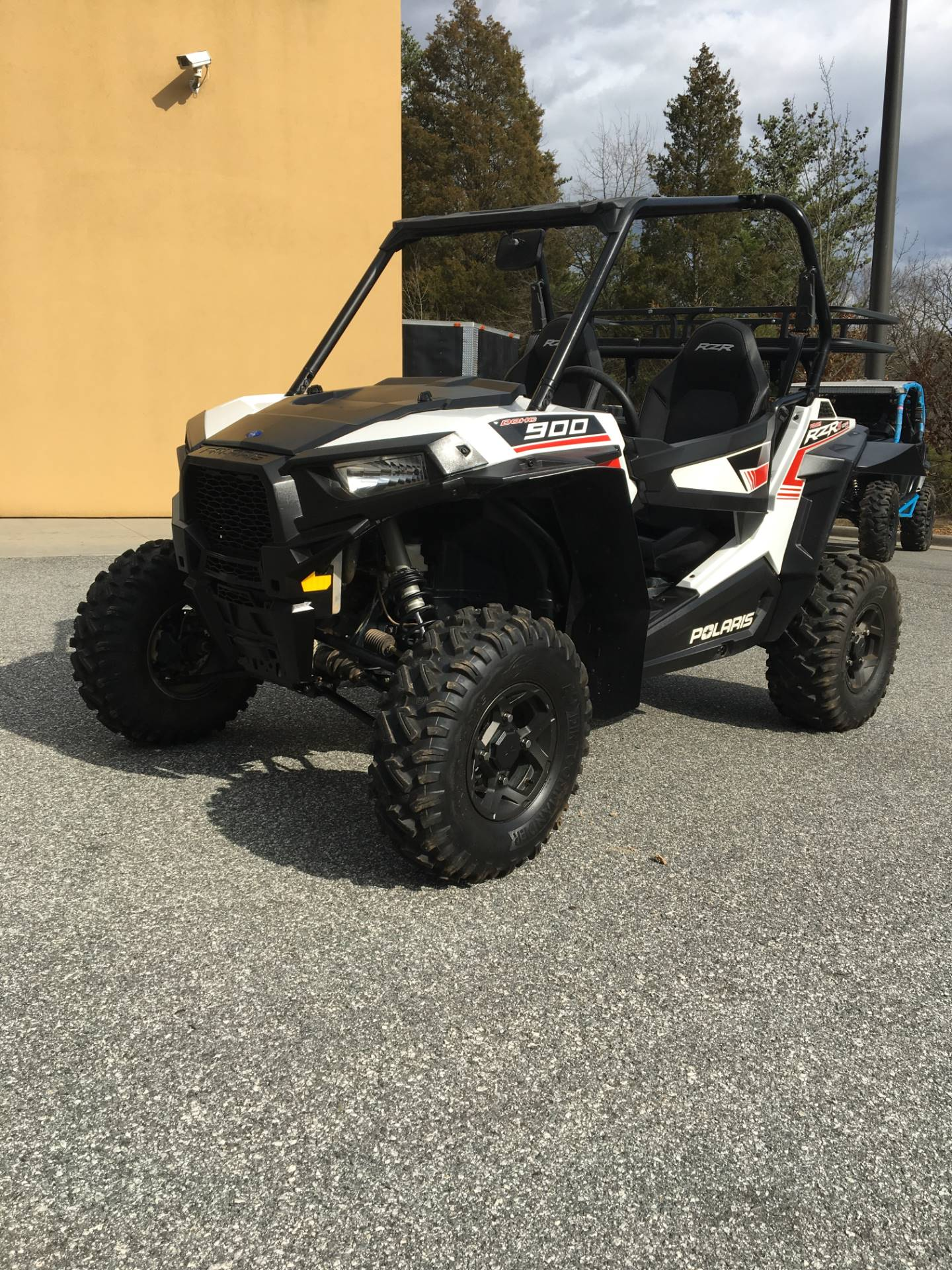 2016 Polaris Rzr S 900 In High Point North Carolina