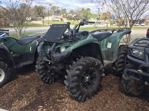 2014 Yamaha Grizzly 700 FI Auto. 4x4  in High Point, North Carolina