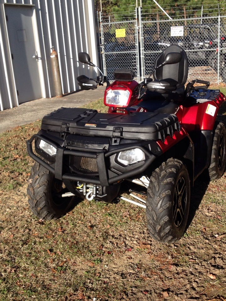 2016 Polaris Sportsman Touring 850 SP in High Point, North Carolina - Photo 5