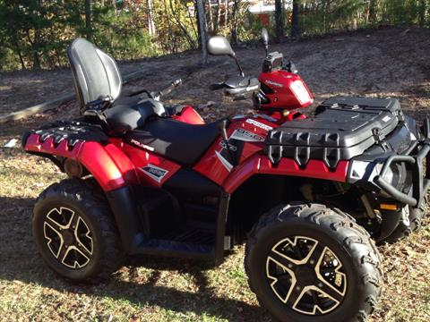 2016 Polaris Sportsman Touring 850 SP in High Point, North Carolina - Photo 1