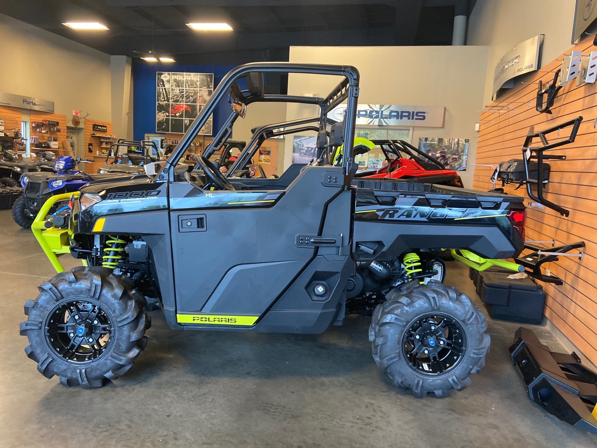 2020 Polaris Ranger XP 1000 High Lifter Edition in High Point, North Carolina - Photo 2