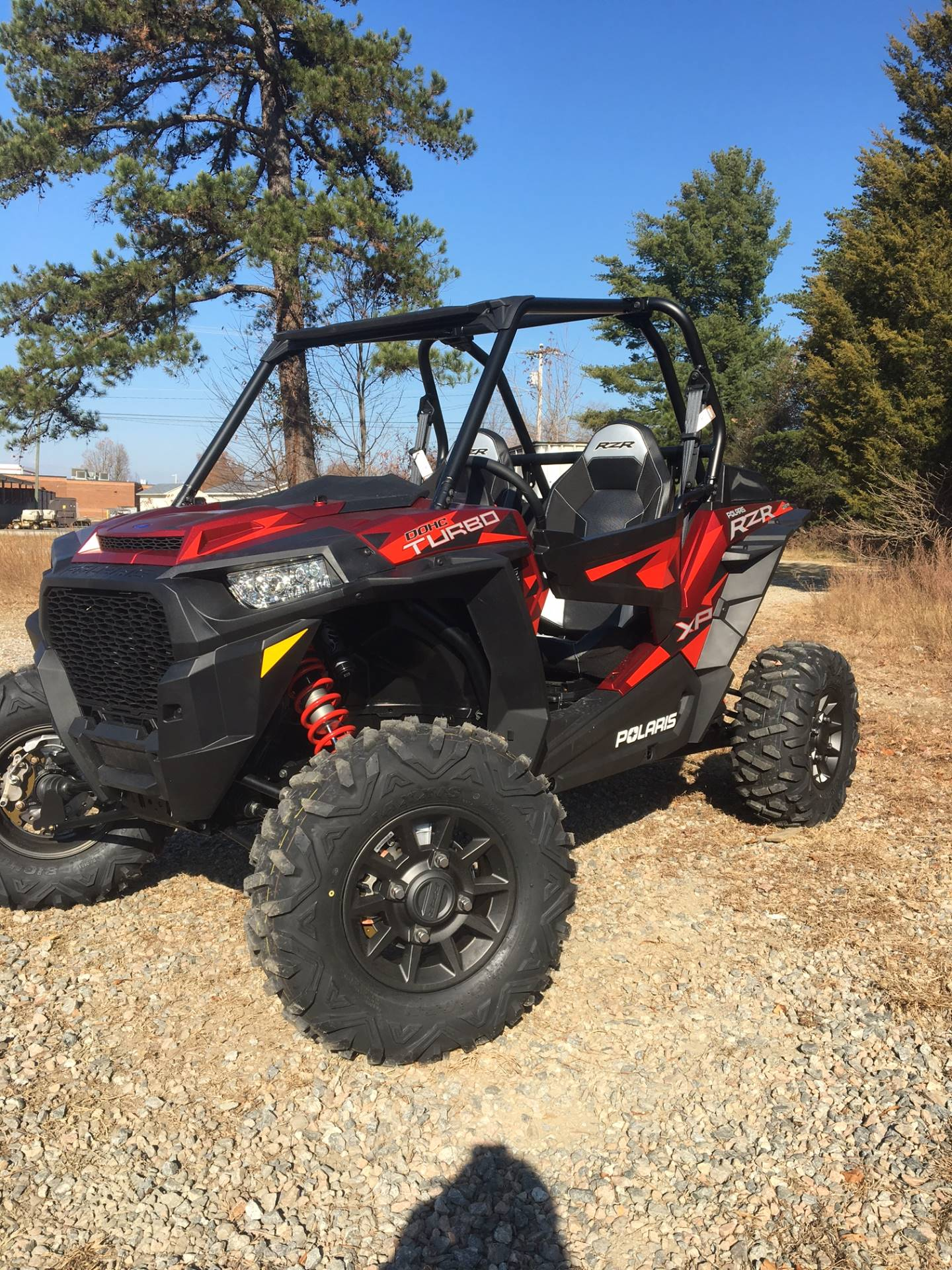 2018 Polaris RZR XP Turbo EPS Fox Edition in High Point, North Carolina