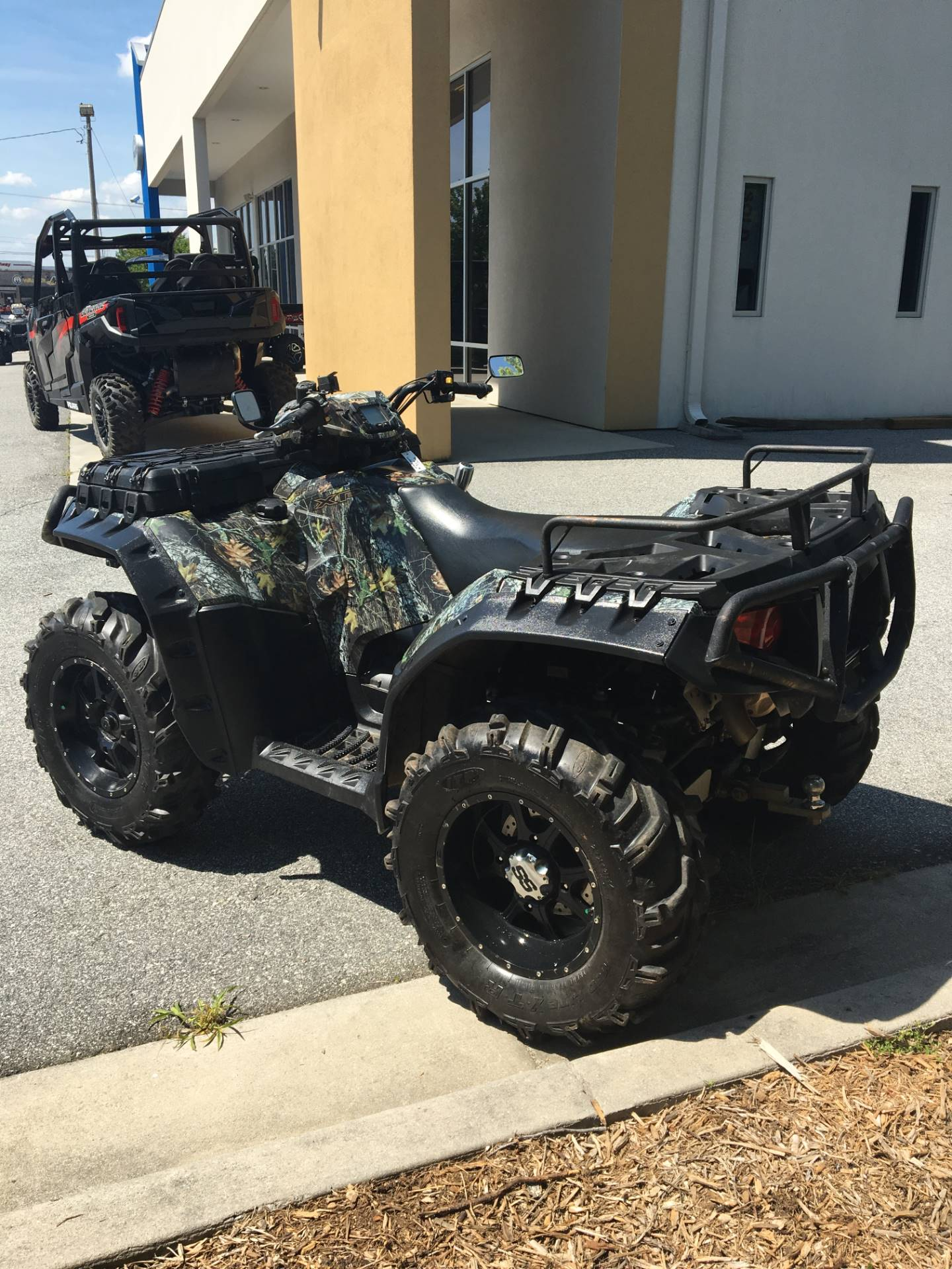2009 Polaris Sportsman®  850 XP EFI with EPS in High Point, North Carolina