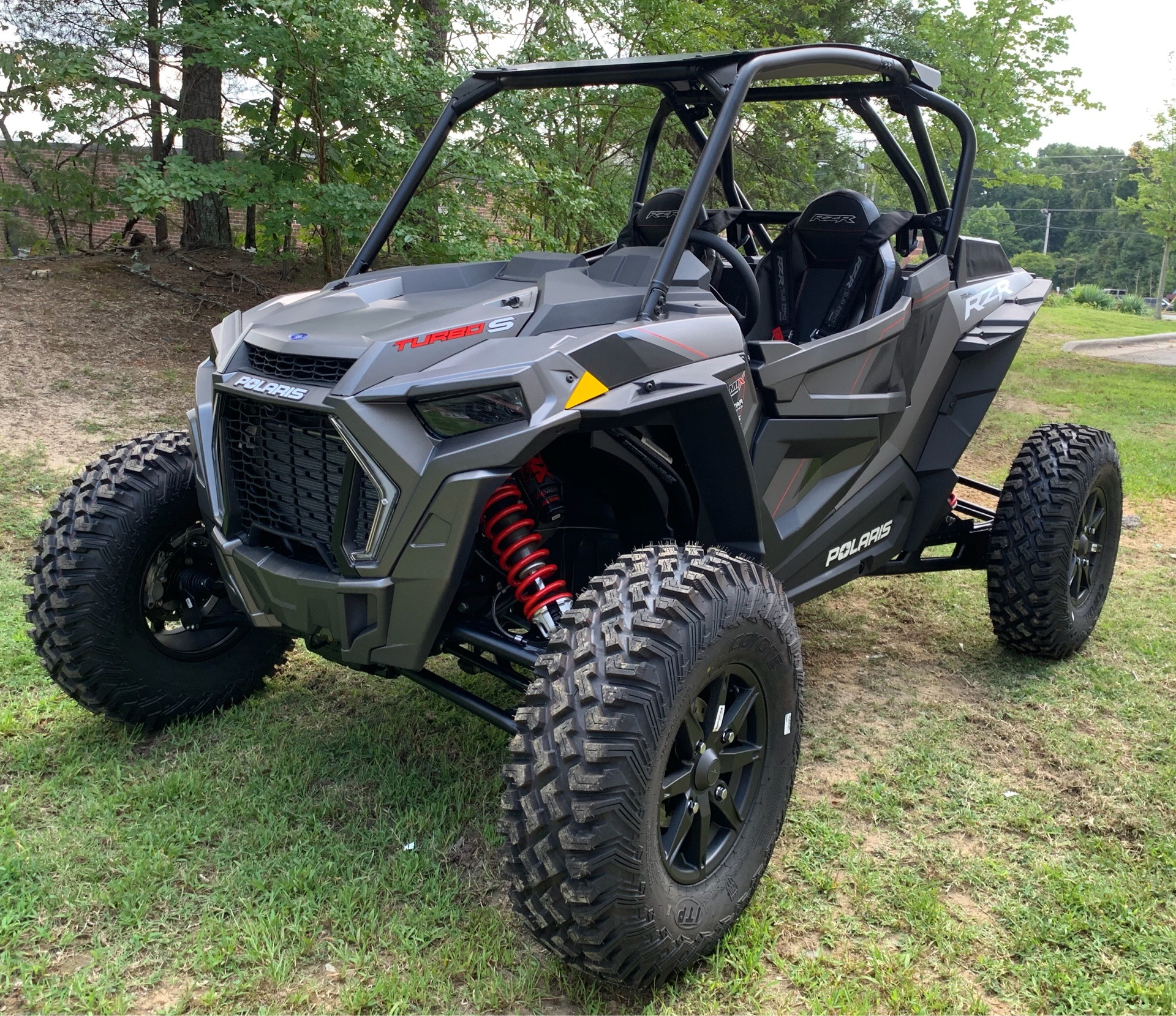 2019 Polaris RZR XP Turbo S in High Point, North Carolina - Photo 3