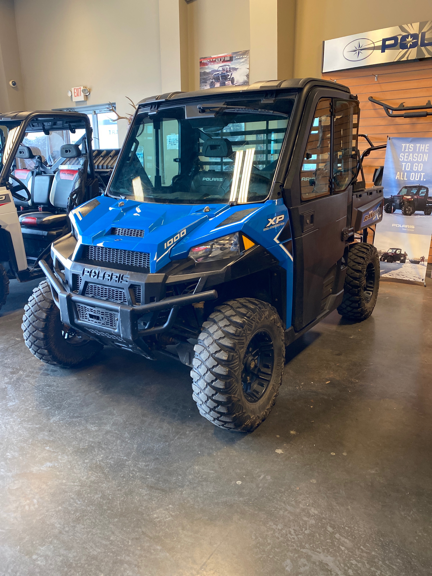 2017 Polaris Ranger XP 1000 EPS Northstar HVAC Edition in High Point, North Carolina - Photo 1
