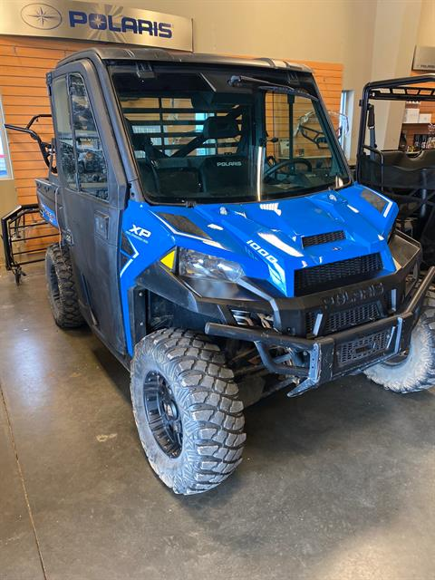 2017 Polaris Ranger XP 1000 EPS Northstar HVAC Edition in High Point, North Carolina - Photo 2