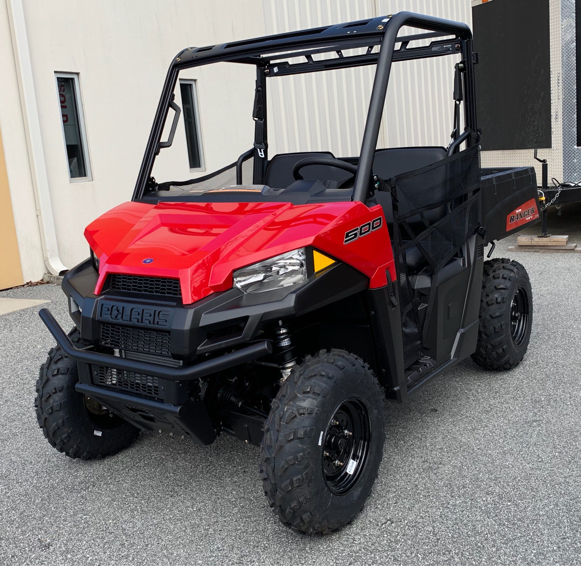 2019 Polaris Ranger 500 in High Point, North Carolina - Photo 3