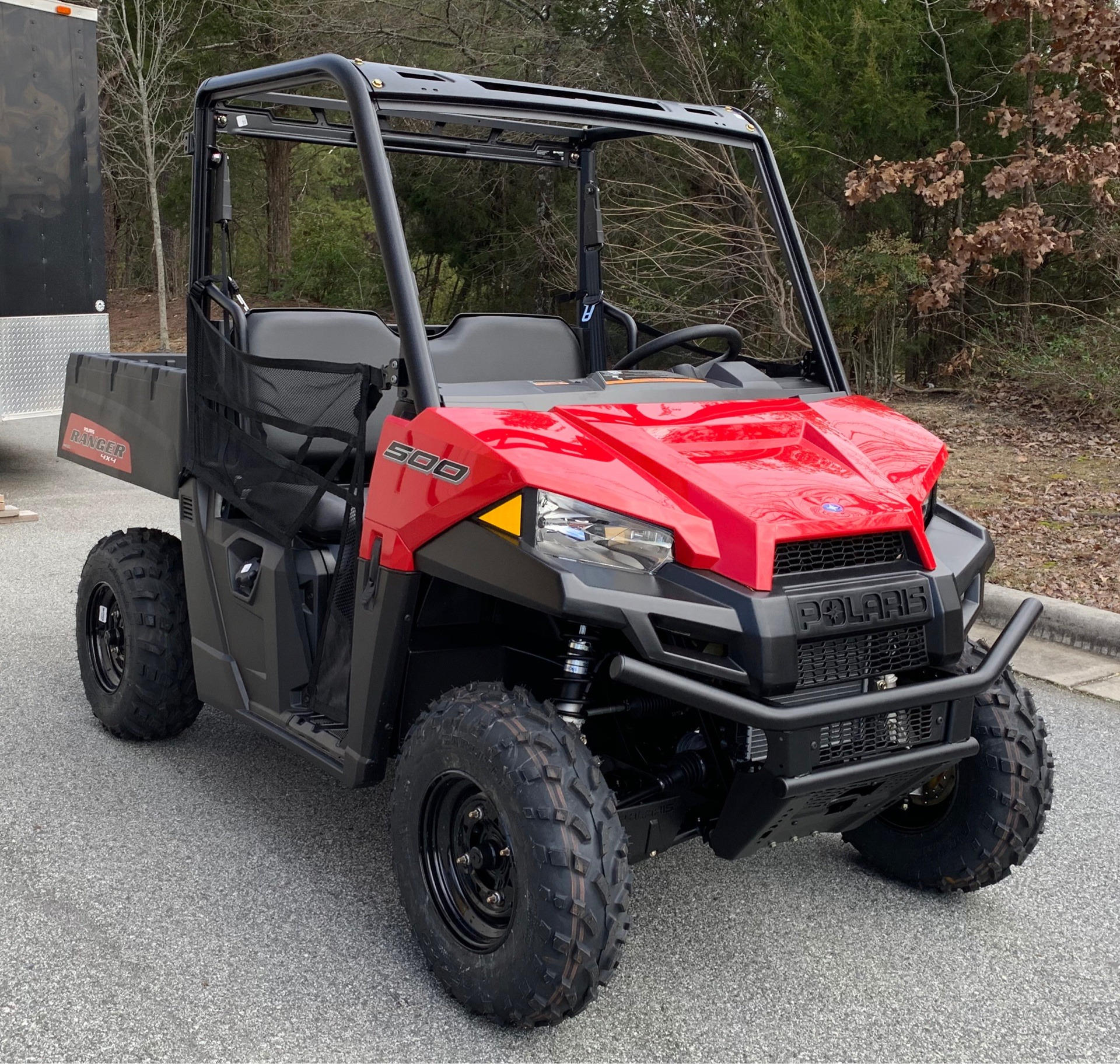 2019 Polaris Ranger 500 in High Point, North Carolina - Photo 1
